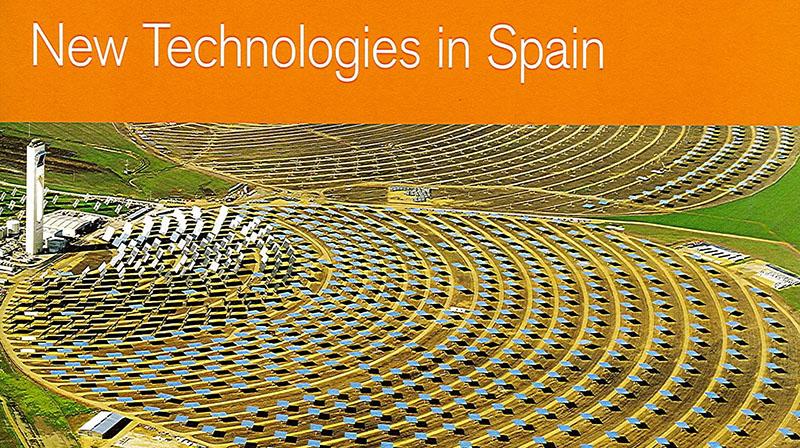 Publicación sobre Abengoa parque Solar